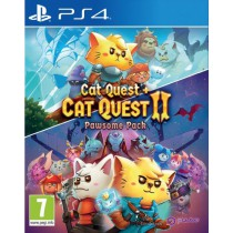 Cat Quest + Cat Quest 2 PS4