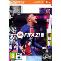 FIFA 21 Code in a Box PC
