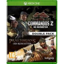Commandos 2 & Praetorians...