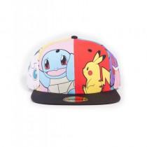 Multi Pop Art Pokemon Cap