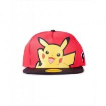 Pikachu popart Pokemon Cap