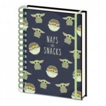 Star Wars Snacks and Naps...