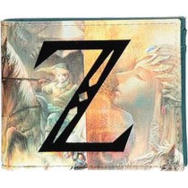 Zelda Mystical Bifold Wallet