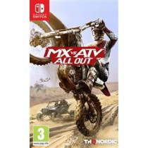 MX vs ATV: All Out Nintendo...
