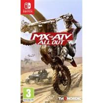 MX vs ATV: All Out Nintendo...