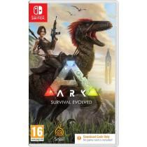 Ark Survival Evolved...