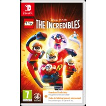 Lego The Incredibles...