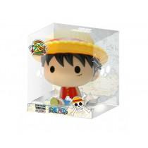 One Piece Chibi Luffy Spaarpot