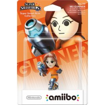 Amiibo Smash Bros Mii...