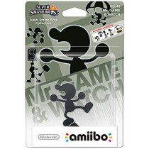 Amiibo Smash Bros  Mr. Game...