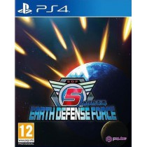 Earth Defense Force 5 PS4