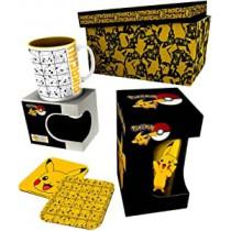 Pokemon Pikachu Gift Set
