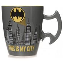 Dc Comics Batman City Scene...