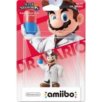 Amiibo Smash Bros Dr. Mario...