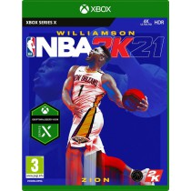 NBA 2K21 Xbox Series X