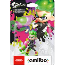 Amiibo Splatoon Inklink Boy...