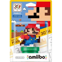 Nintendo Amiibo Mario 8-Bit