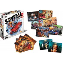 Spyfall 2 Tabletop Game