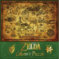 Zelda Hyrule Map 550  pcs...