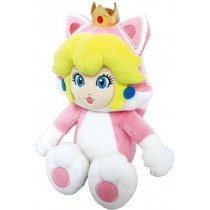 Super Mario Bros Cat Peach...