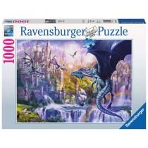 Drakenslot Puzzle 1000P