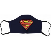 Face Mask Superman Navy...