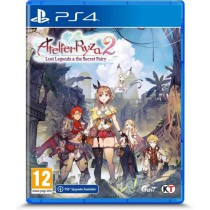 Atelier Ryza 2 The lost...