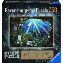 Escape Puzzle De Onderzeeer