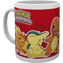 Pokemon Fire Partners Mug...
