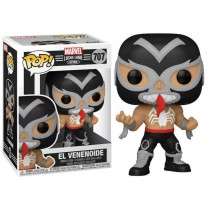 Funko POP! Marvel Lucha...