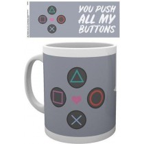 Playstation Push My Buttons...
