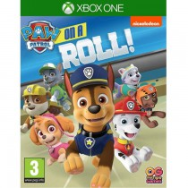 Paw Patrol On A Roll!  Xbox...