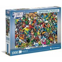 DC Comics Impossible...