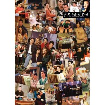 Friends Collage Puzzle 1000pcs