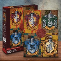 Harry Potter Crests Puzzle...