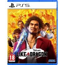 Yakuza Lika A Dragon PS5