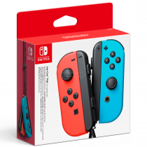 Joy-Con Pair Neon Red-Blue...