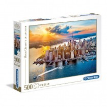 New York Skyline Puzzle 500pcs