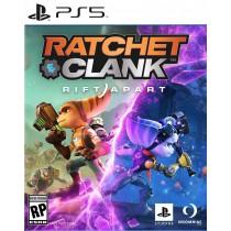 Ratchet & Clanck Rift Apart...