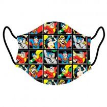 Face mask Justice League...