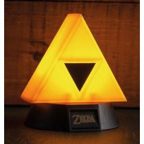 Zelda Triforce 3D Mini Light