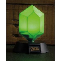 Zelda Green Rupee 3D Mini...