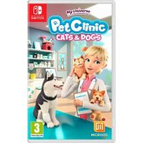 My Universe Pet Clinic Cats...