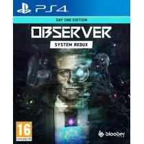 Observer System Redux Day...