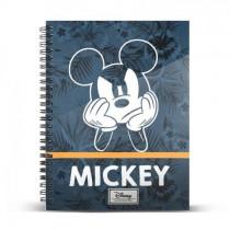 DISNEY  Mickey Blue  A4...