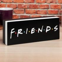 Friends Logo Light