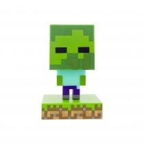 Minecraft Zombie Icon Light
