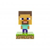 Minecraft Steve Icon Light