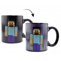 Minecraft Enderman Heat...