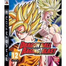 Dragon Ball Z Raging Blast PS3
